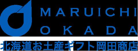 丸市岡田商店ロゴ