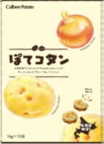 カルビーポテト ぽてコタン(10袋入り)