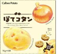 カルビーポテト ぽてコタン(6袋入り)