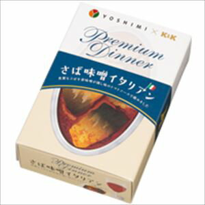 YOSHIMI ヨシミ 缶つま さば味噌イタリアン